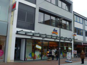 Lingen, Innenstadt