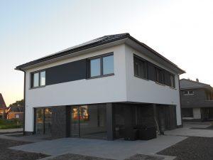Neubau WH mit Einliegerwohnung Salzbergen